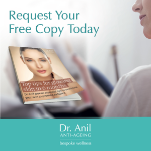 free anti-ageing guide from dr anil chiswick