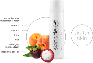 skinade bottle and benefits
