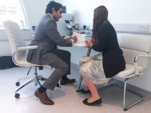 skin discovery session dr anil chiswick london