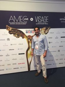 dr anil at the ACE conference in Monaco