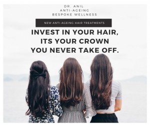 hair recovery programme dr anil london